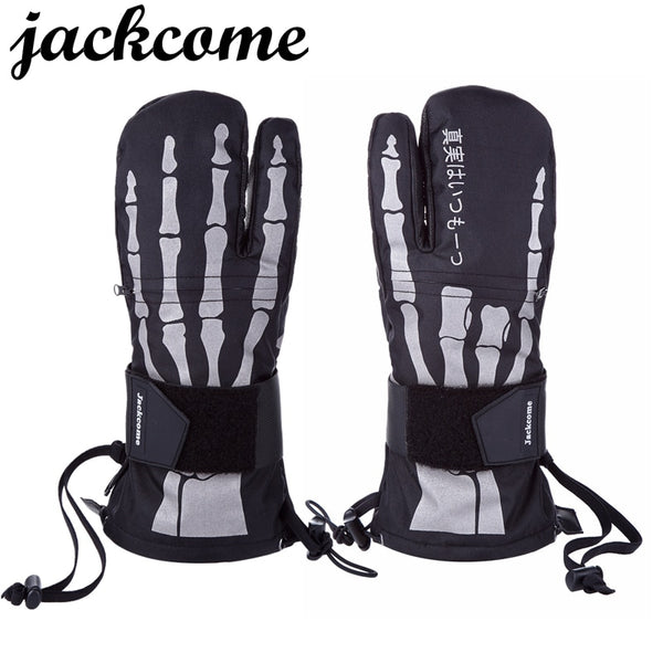 Ski Gloves Winter Waterproof Cycling Skiing Skating Gloves