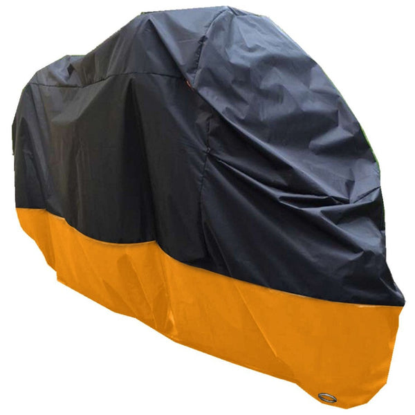 Motorcycle Motorbike Waterproof Cover Outdoor Outside Scooter Cover 210D