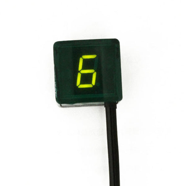 green super thin shift indicator