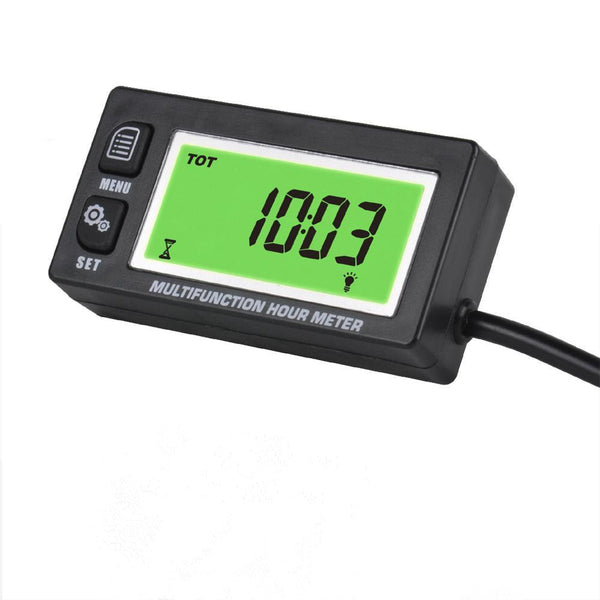 multifunction bike meter