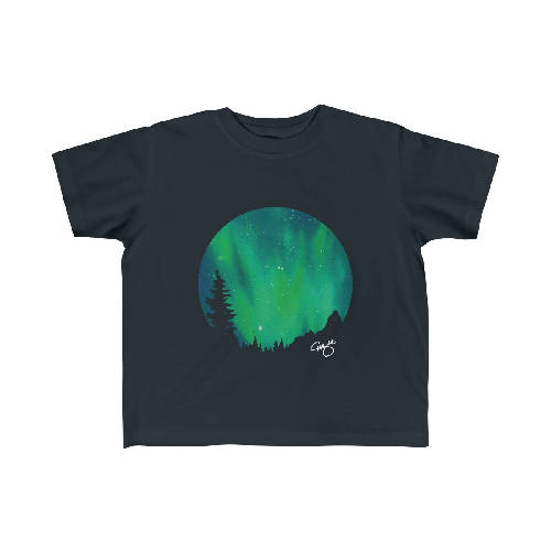 Kids' Northern Lights T-Shirt