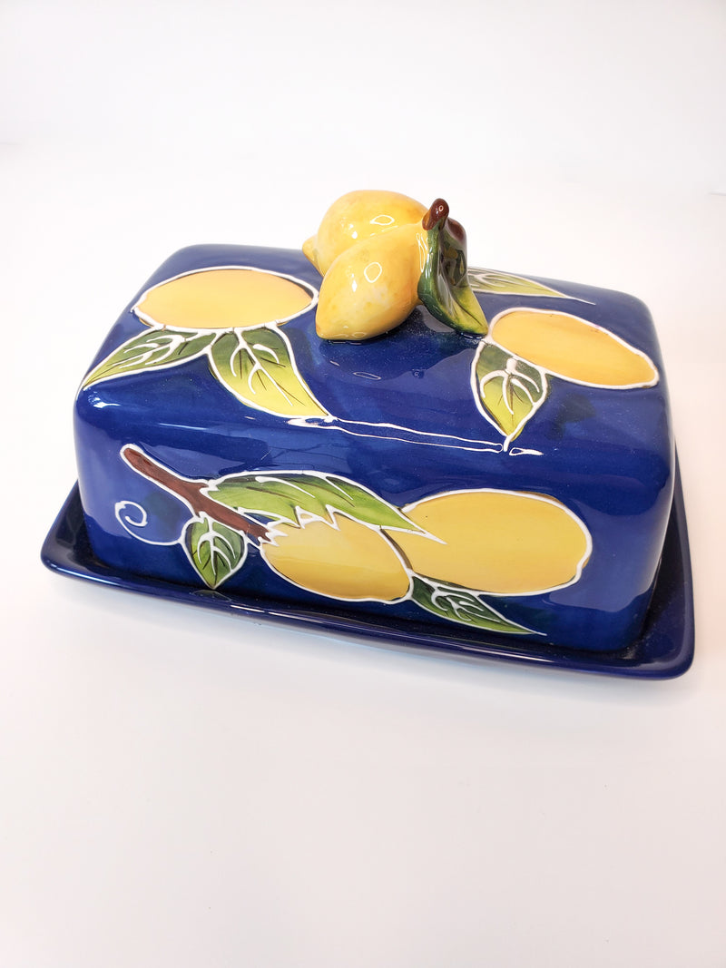 Lemon Butter Dish
