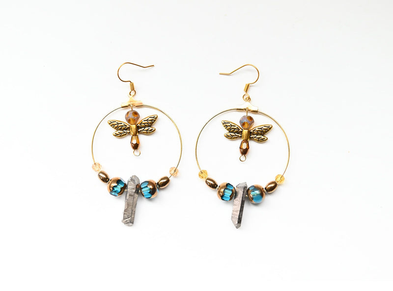 Dragonfly Hoops