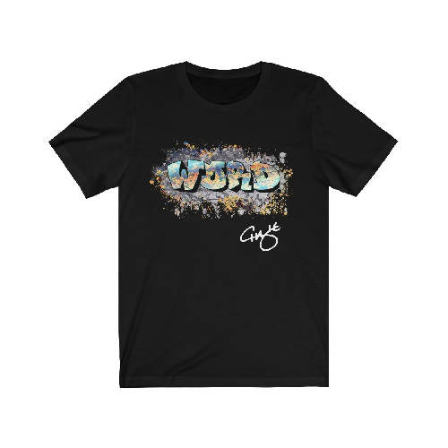 Men's Word. T-Shirt
