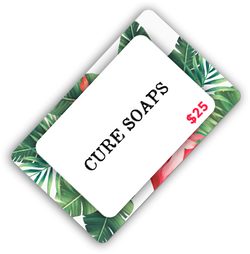 Cure Soap Gift Card