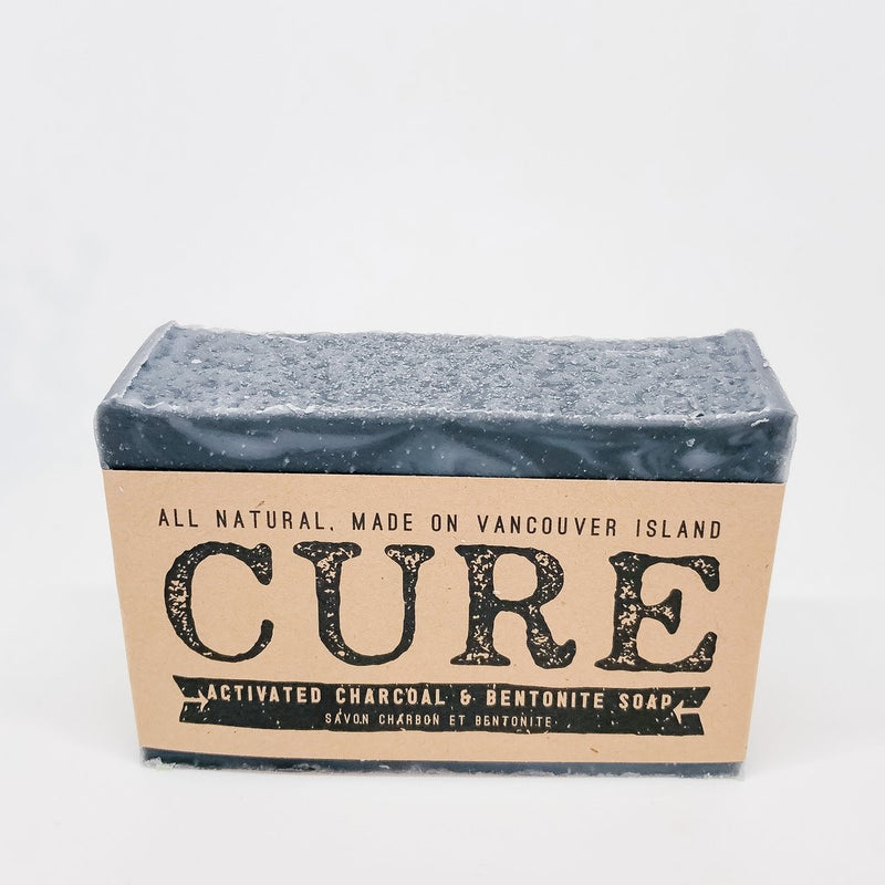 Activated Charcoal and Benonite Soap Bar