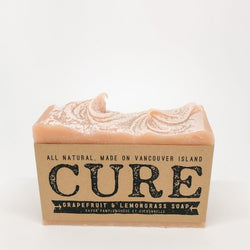 Grapefruit and Lemongrass Soap Bar