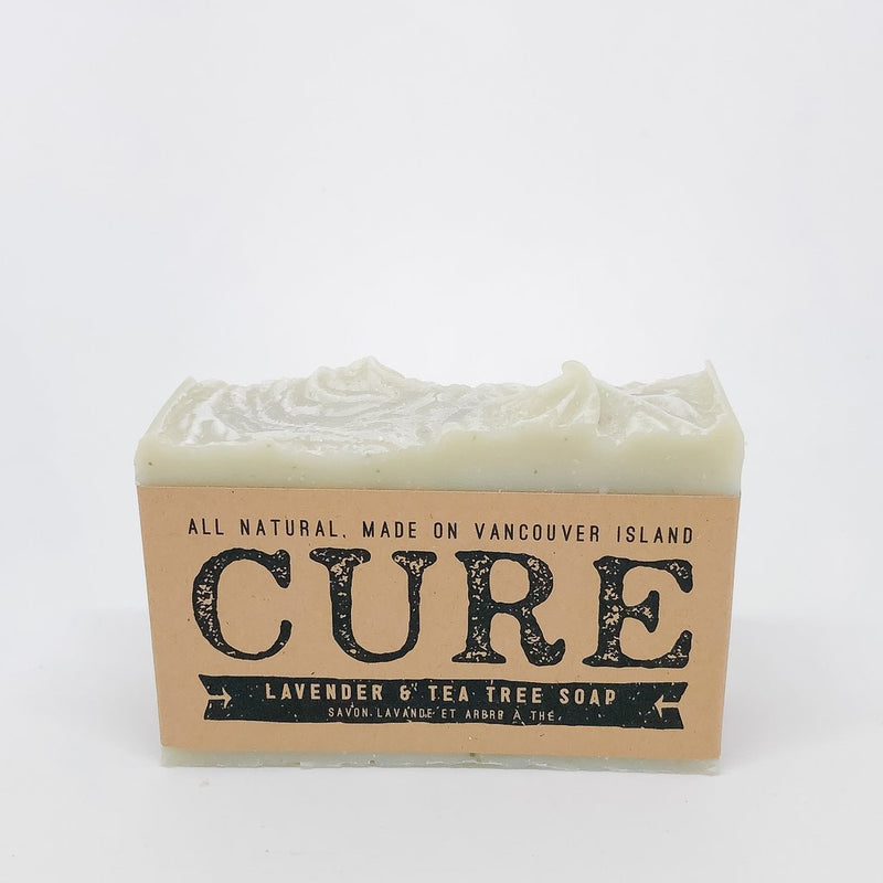 Lavender and Tea Tree Soap Bar