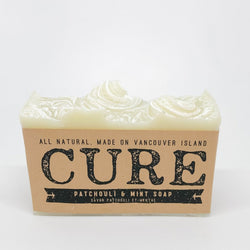 Patchouli and Mint Soap Bar