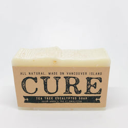 Tea Tree and Eucalyptus Soap Bar