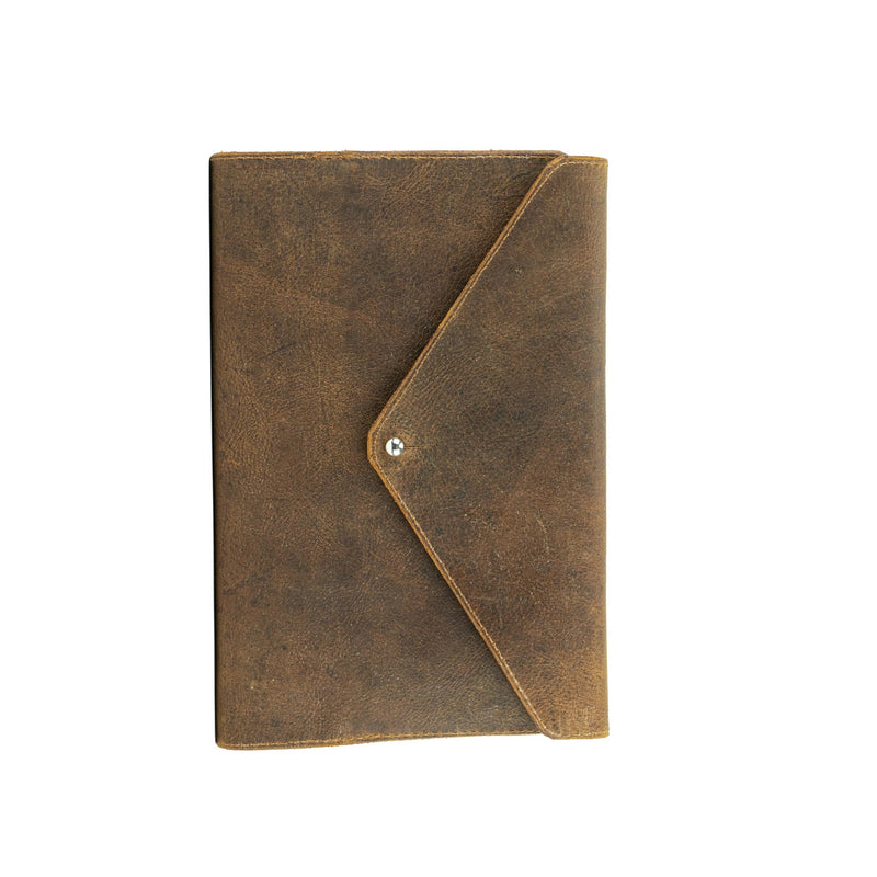 Refillable Leather Distressed Journal