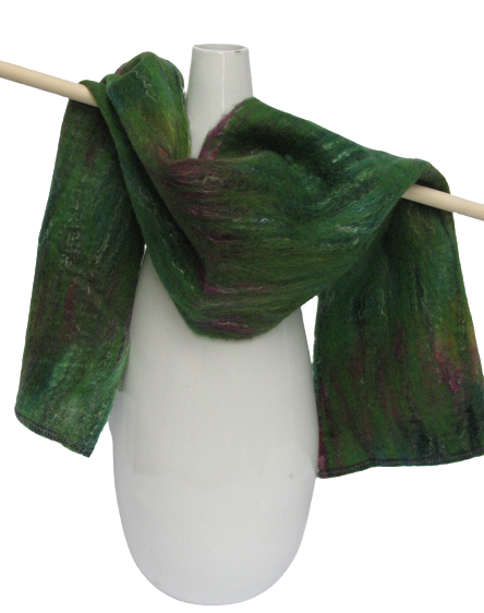 Green Sedge Scarf