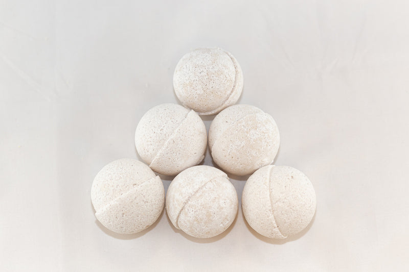 6 Pack Bath Bombs