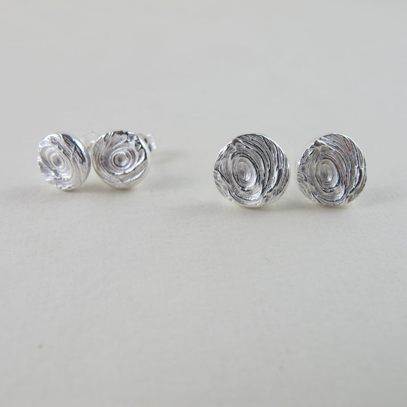 Driftwood Stud Earrings