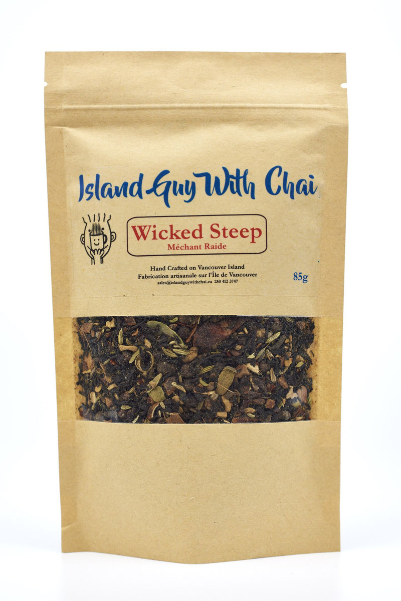 Wicked Steeped Chai Tea