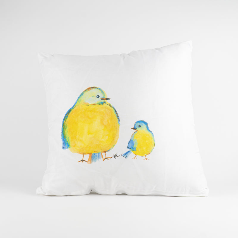 Sweet Birds Pillowcase