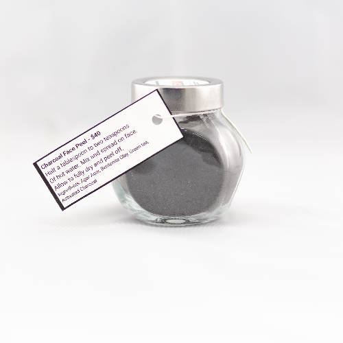 Charcoal Face Peel