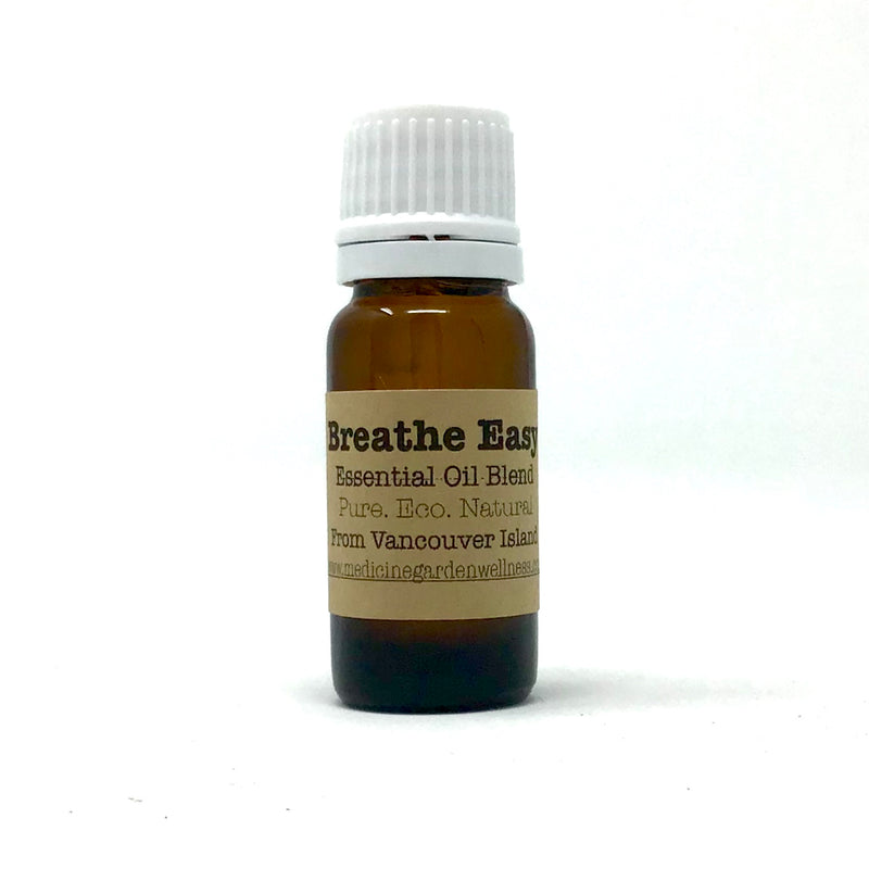 Breathe Easy Essential Oils Blend