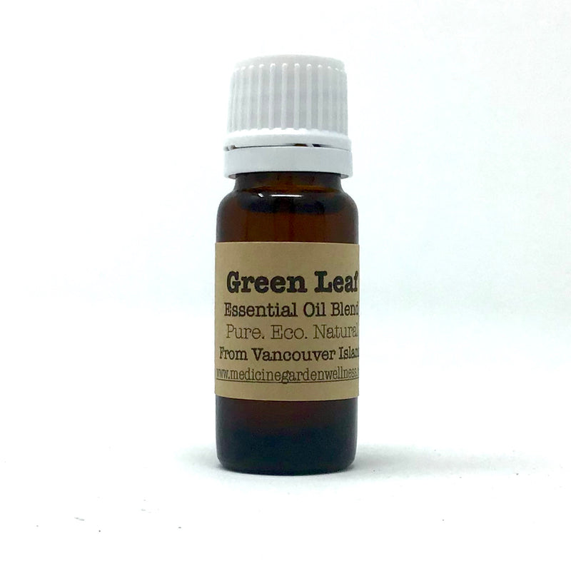 Green Leaf Essential Oils Blend