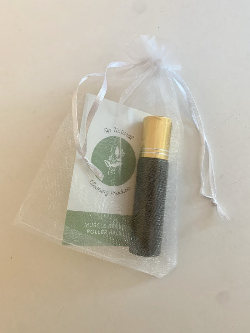 Pure, Natural Roller Ball