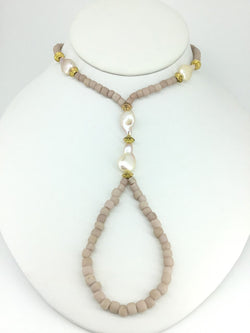 Soft Pink Necklace