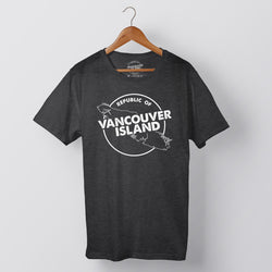 Republic of Vancouver Island Island T-Shirt