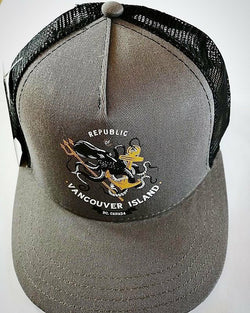 Republic of Vancouver Island Anchor Hat