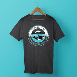 Republic of Vancouver Island Orca Shirt