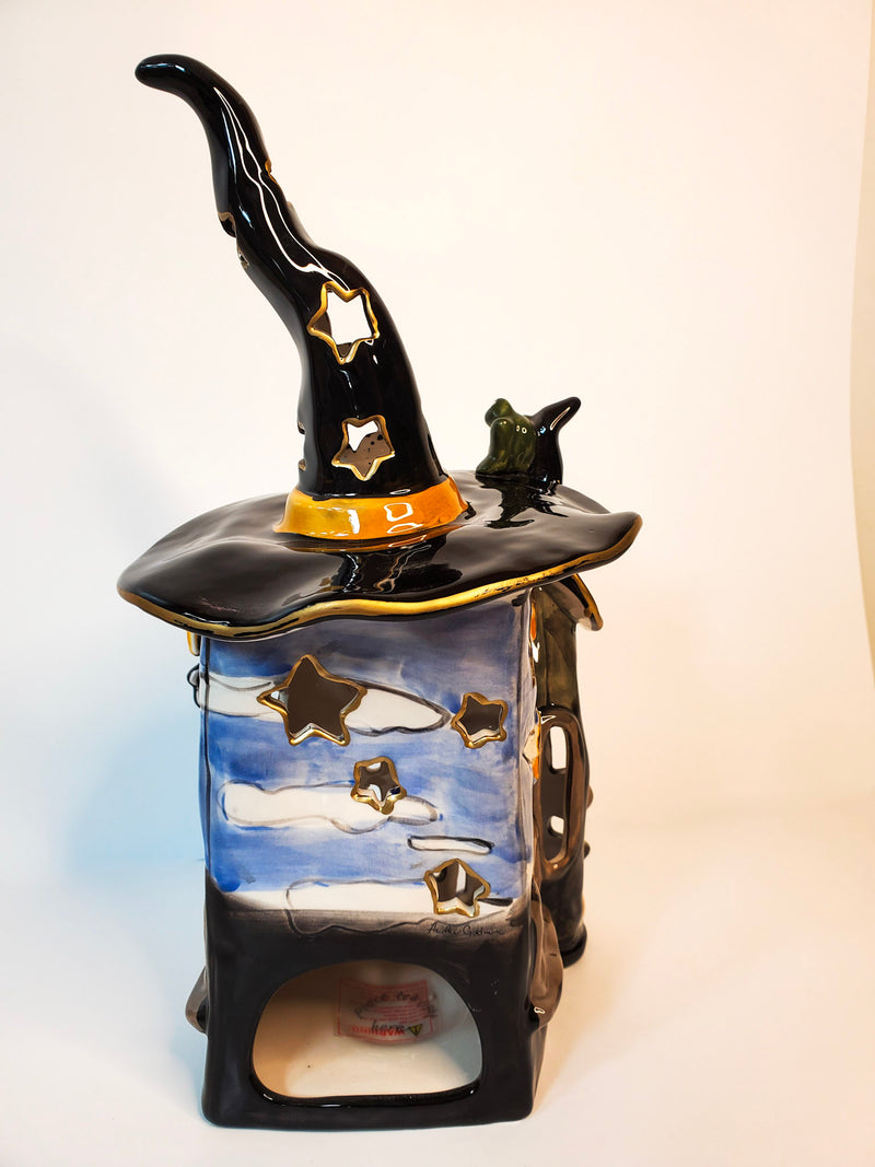 Witches Shop Tealight Holder