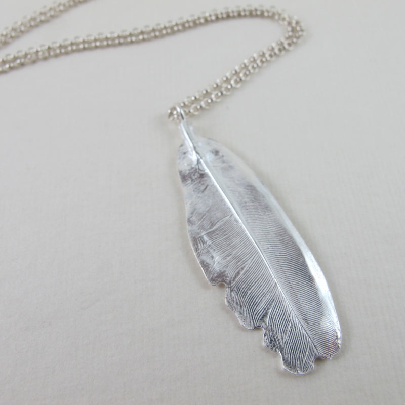 Mourning Dove Necklace