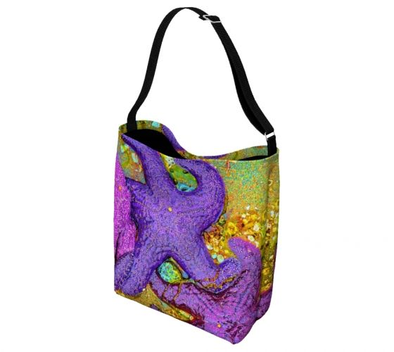 Starfish Cluster Day Tote