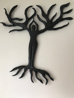 Tree of Life Carving