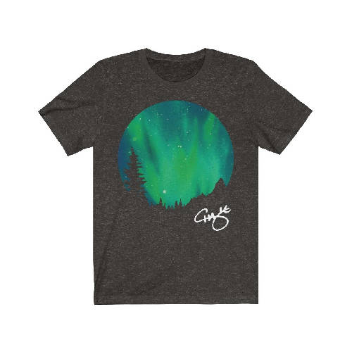 Men's Northern Lights T-Shirt