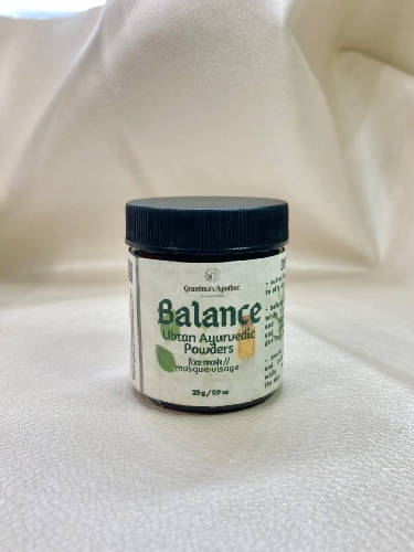 Ayurvedic Balance Face Care