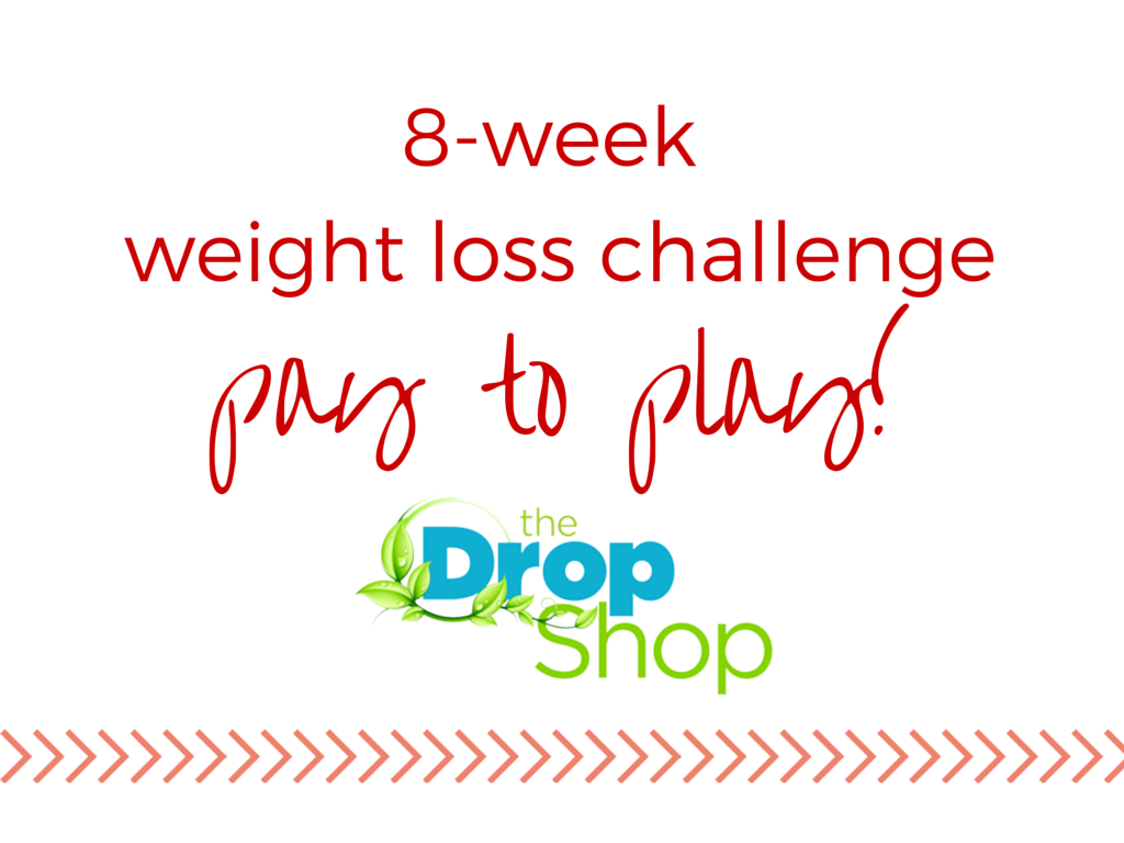 Weight loss Challenge Intro Fee