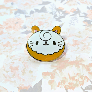 Load image into Gallery viewer, Cinnabunny Enamel Pin