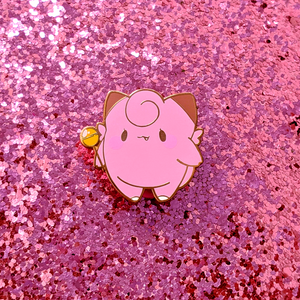 Clefairy Enamel Pin
