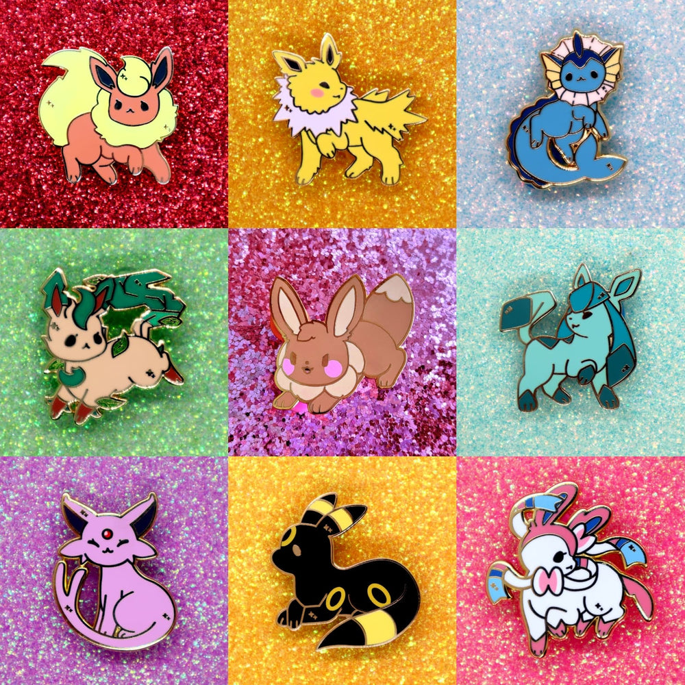 Load image into Gallery viewer, Evolutions Pin Set