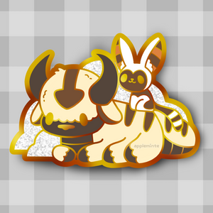 Load image into Gallery viewer, (PREORDER) APPA MOMO PIN
