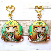 Load image into Gallery viewer, Mythra Keychain