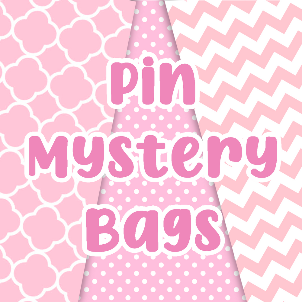 Load image into Gallery viewer, PIN CLUB B-GRADE MYSTERY BAGS