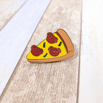 Pupperoni Pizza Pin