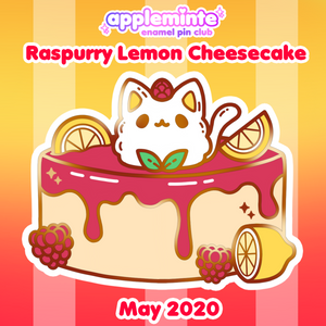 Load image into Gallery viewer, Raspurry Lemon Cheesecake