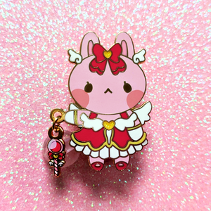 Magical Bun Dangling Pin