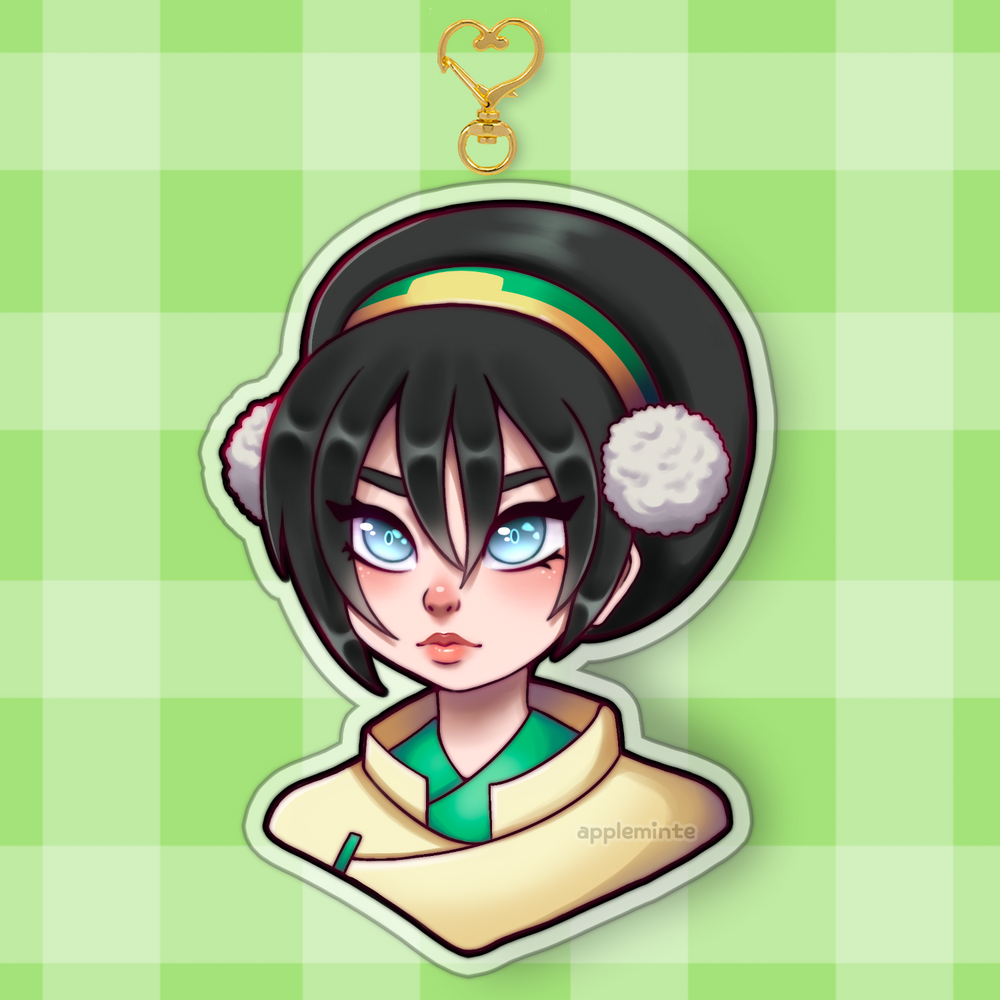 Load image into Gallery viewer, TOPH KEYCHAIN