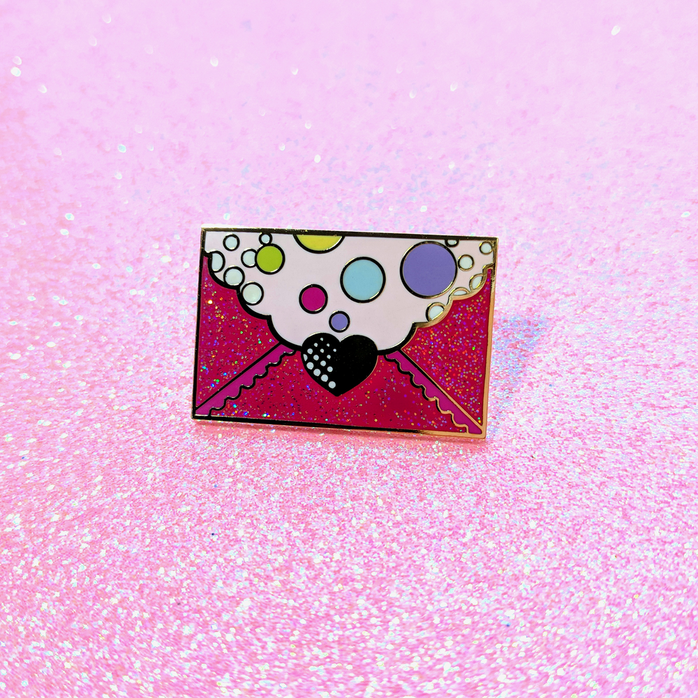 UR Envelope Enamel Pin