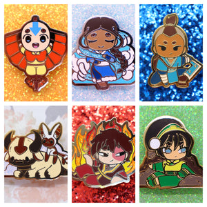AVATAR PIN SET