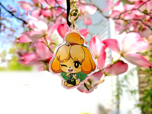 Load image into Gallery viewer, Isabelle Keychain