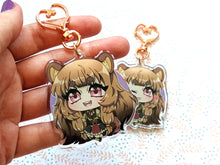 Load image into Gallery viewer, Raphtalia Keychain