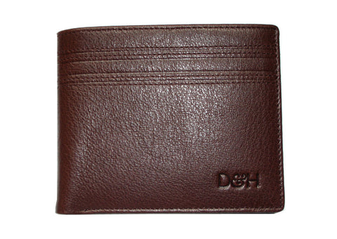 The Hudson Genuine Leather Wallet